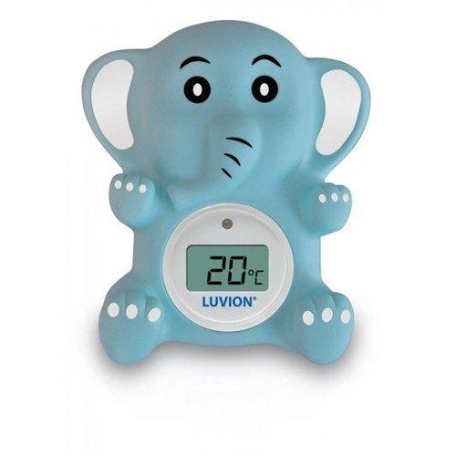 Цифров термометър за стая и баня - слонче